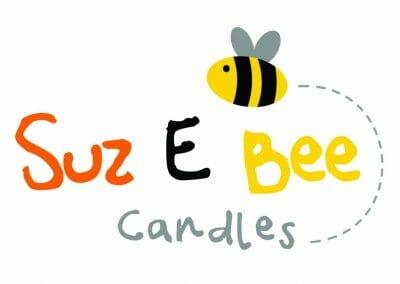 Suz E Bee Candles