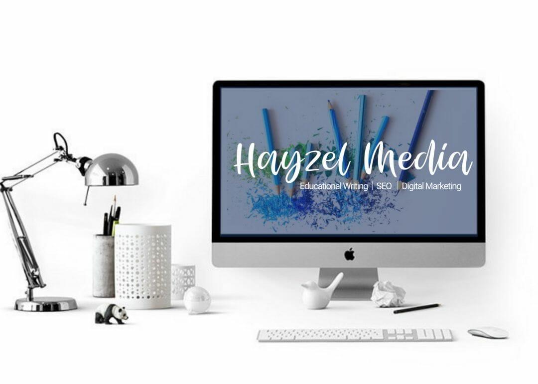 Hayzel Media Education Copywriter